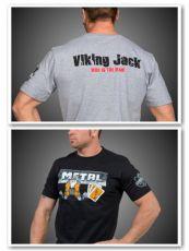 Viking Deadlift T-shirt