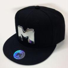 "METAL ""M"" Powerlifting Snap Cap"