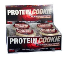 MR.BiG Protein Cookies 12 x 80g (a 2 x 40g) = 960g Display