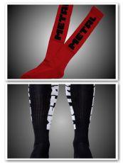 METAL - Kreuzheben Socks
