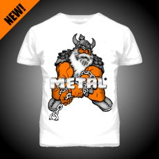 METAL VIKING POWER T-shirt