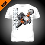 METAL VIKING BENCH T-shirt